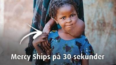 Mercy Ships på 30 sekunder video thumb